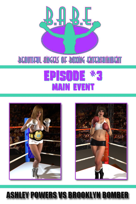 Episode 3: Ashley Powers vs. The Brooklyn Bomber