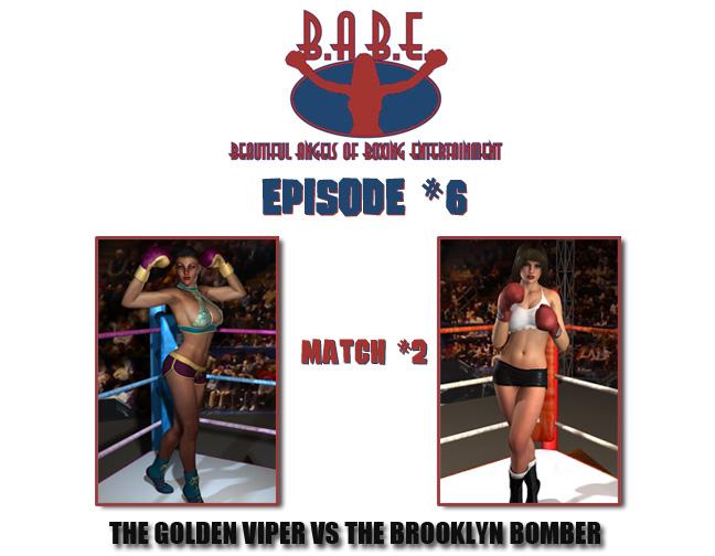 Episode 6: The Golden Viper vs. The BrooklynBomber