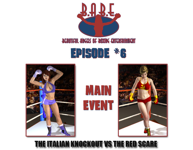 Episode 6: The Italian Knockout vs. The RedScare