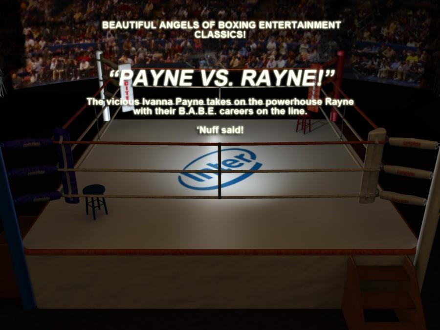 B.A.B.E. Classics – Payne vs.Rayne!