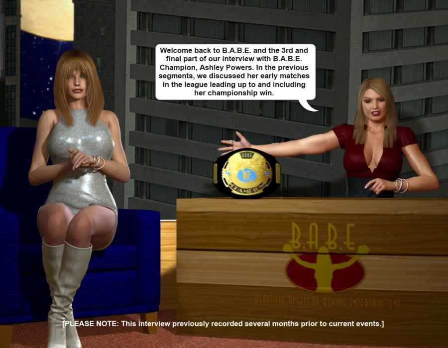 B.A.B.E. Classics – Ashley's Story, Part3