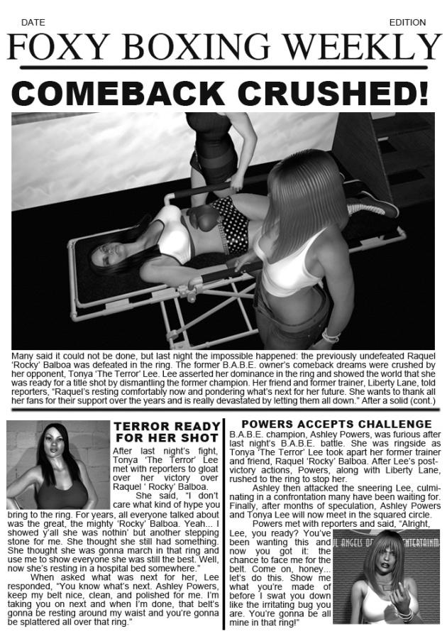'Rocky's Comeback' – HeadlineNews