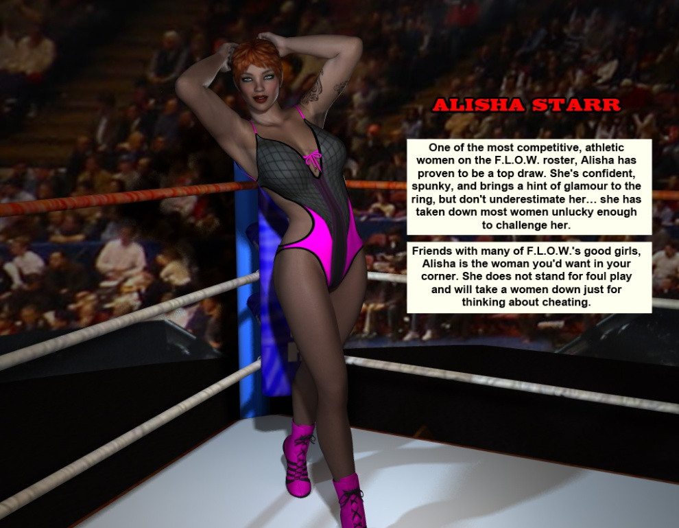 wrest_Alisha