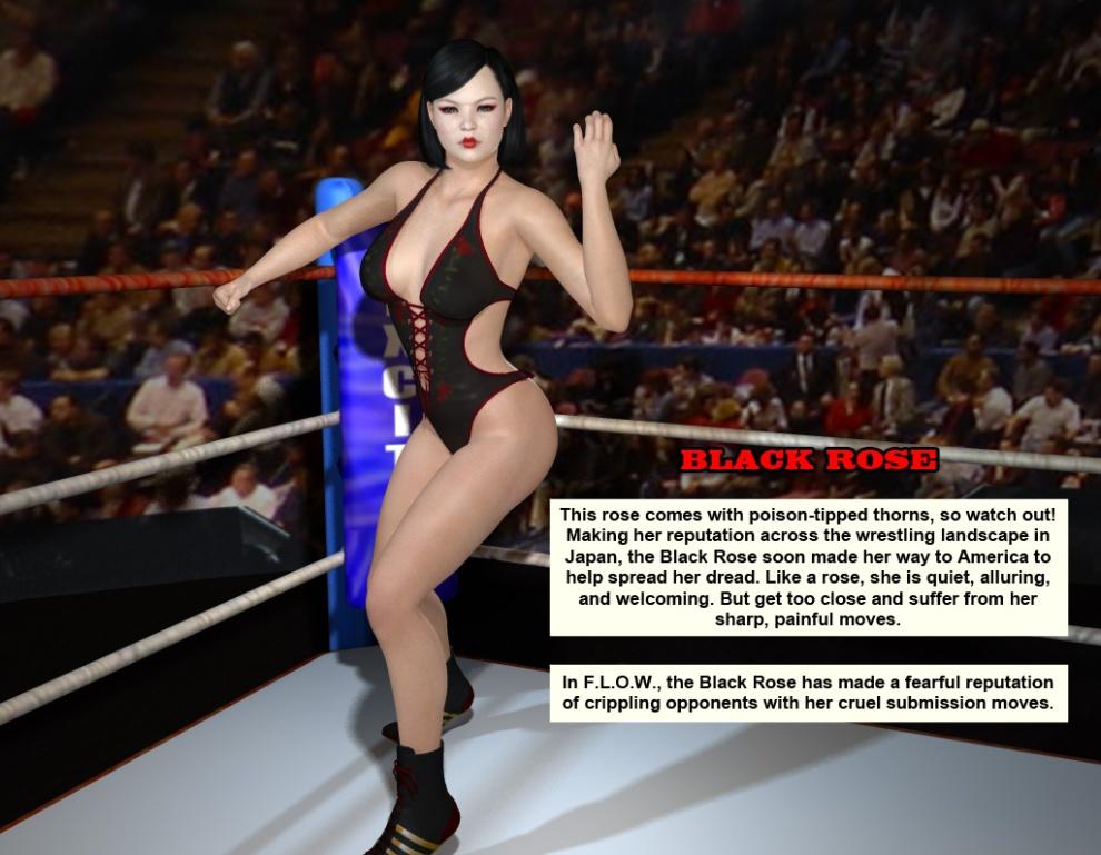 wrest_BlackRose