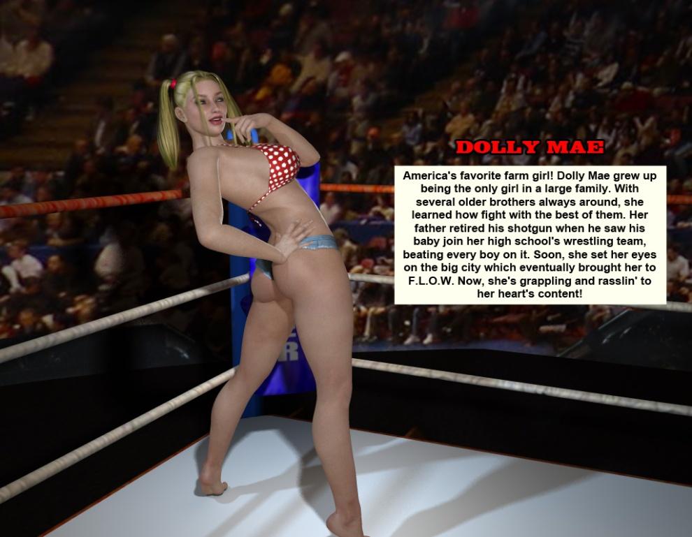 wrest_DollyMae