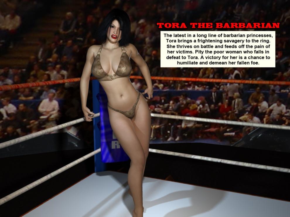 wrest_Tora