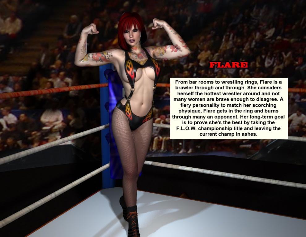 wrest_Flare